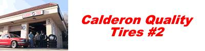 Calderon Quality Tires #2
